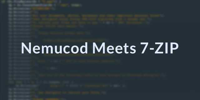 Nemucod meets 7-Zip to launch ransomware attacks