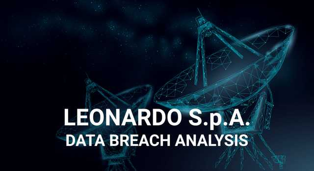 Leonardo S.p.A. Data Breach Analysis
